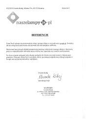 Naszelampy24.pl opinie Noril